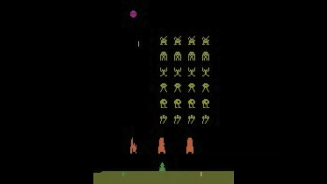 DQN SPACE INVADERS