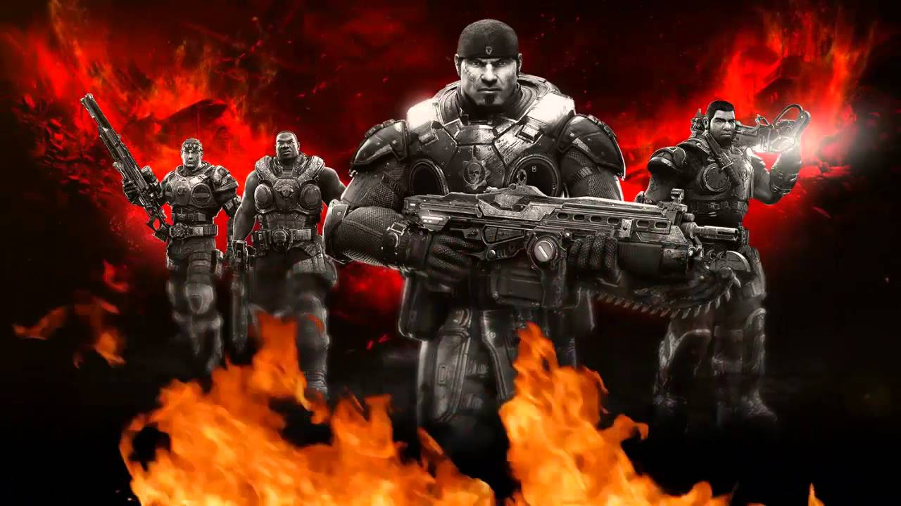 Gears Of War Ultimate Edition Wallpaper Animated Youtube