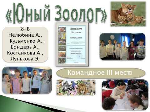 Презентация МО учителей химии биологии географии