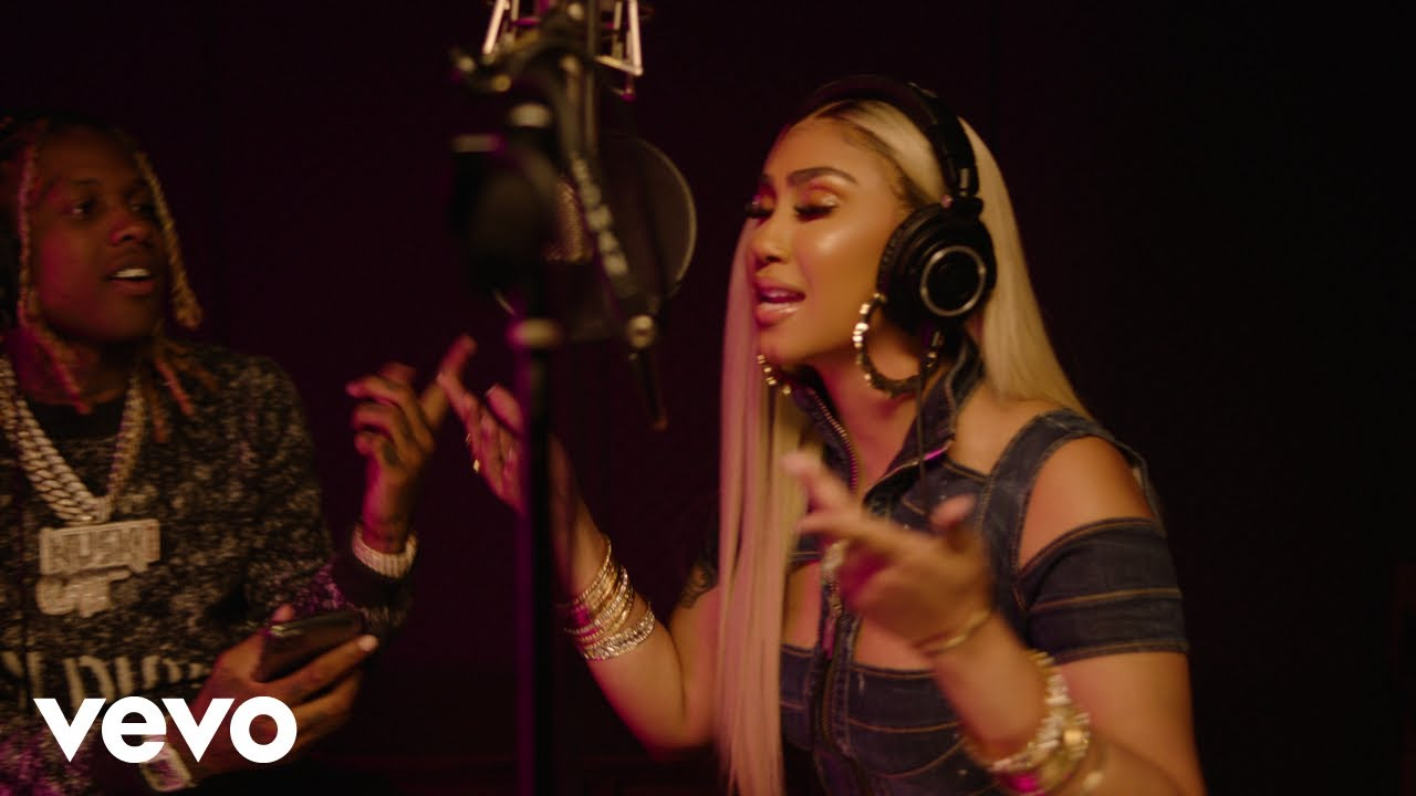 Queen Naija - Lie To Me Feat. Lil Durk (Official Video) ft. Lil Durk