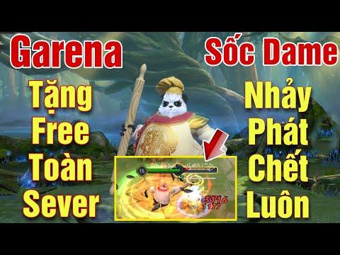 [Gcaothu] Garena chơi lớn tặng Free toàn Sever Zuka Đầu Bếp Hoàng Cung - Một nhảy chết luôn
