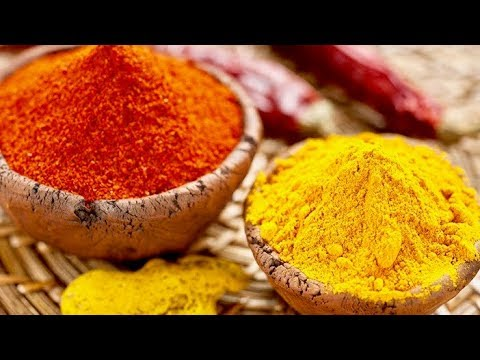 Eat Turmeric Mixed With Cayenne Pepper Every Morning, THIS Happens To Your Body!