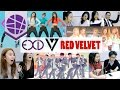 Filipinos React to Kpop #3 (EXID, SEVENTEEN, RED VELVET) | EL's Planet