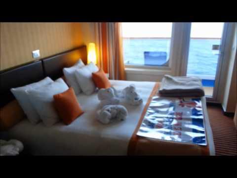 Carnival Breeze: Ocean Suite Cabin 7377 (Full Tour) August 31, - September 8, 2013.