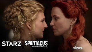 Spartacus | Blood and Sand - The Women | STARZ