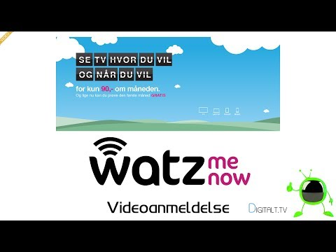 Watz Me Now Videoanmeldelse