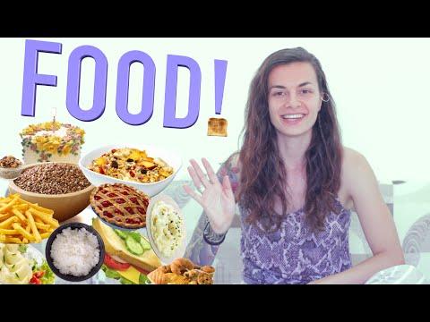 Еда на английском | Food in English