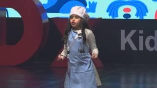 Love Story | Lamar AlBabtain | TEDxKids@Riyadh