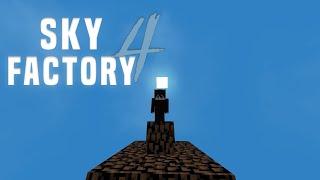 Vamos al NETHER! - Sky Factory 4 #8