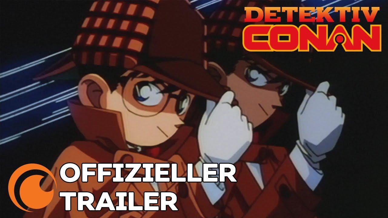 Detektiv Conan - Jetzt auf Crunchyroll