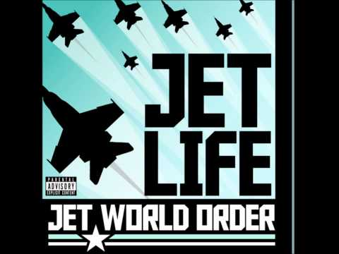 Curren$y - Excellent (New - Jet World Order) Ft. Young Roddy & Trademark Da Skydiver [HQ]