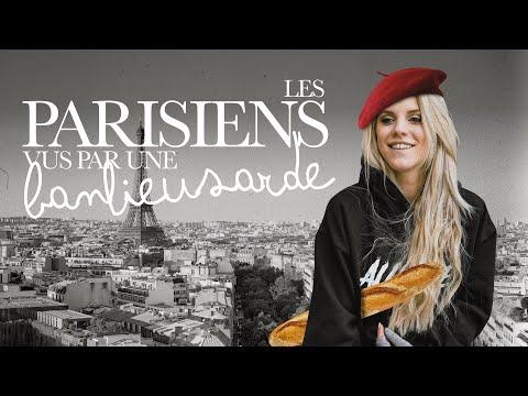 LES PARISIENS vus par une Banlieusarde !