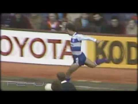 Amazing Skill Goal From 1984! - Clive Allen QPR