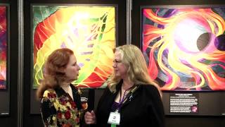Caryl Bryer Fallert Gentry Talks About Her 30 Quilts Exhibit