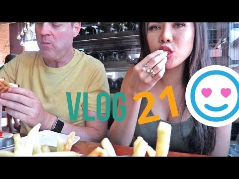 VLOG 21 : Moving Out | First Look at the new Apt | Costco Shopping haul | Whole Foods