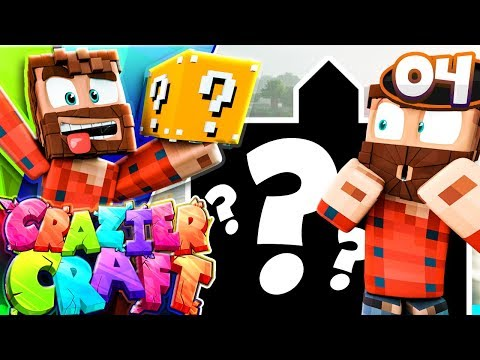 """GETTING JUDGED FOR MY NEW BUILD."" |  Minecraft Crazier Craft SMP Episode 4"