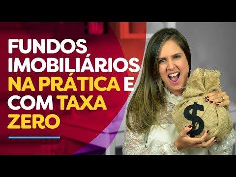 Como escolher O MELHOR Fundo Imobiliário (FII) NA PRÁTICA, ganhar EM DOBRO e com TAXA ZERO!