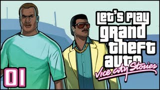 let s play grand theft auto vice city stories ep 1 welcome to vice city psp ps2 psn