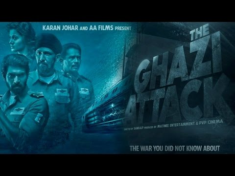 The Ghazi Attack | Official Trailer Review...