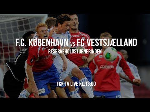 Reserveholdsligaen: F.C. København 5-1 FC Vestsjælland