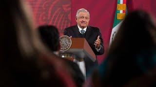México y Estados Unidos mantienen cooperación con respeto a soberanía. Conferencia presidente AMLO