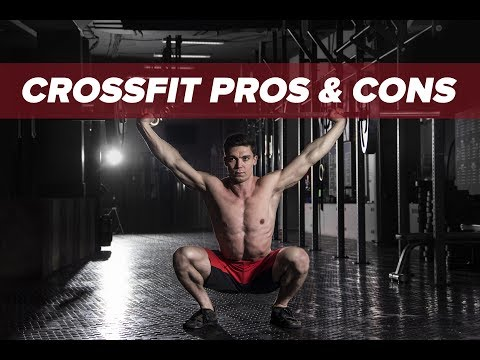 Pros And Cons Of CrossFit Certification   Tiger Fitness