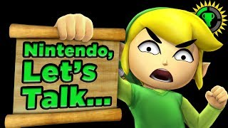 Game Theory: Dear Nintendo, I FIXED Your Timeline! (Zelda)