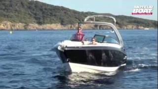 MONTEREY 328 SS - Essai moteurboat.com