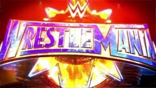 Watch the opening to WrestleMania 33