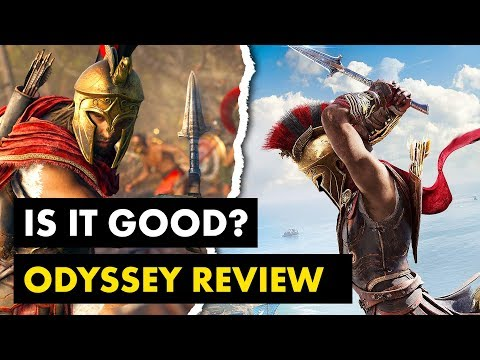 assassin's-creed-odyssey---worth-the-hype?---forge-labs