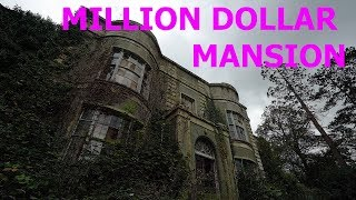 The Mansion With NO Stairs - We Have To Climb!!!