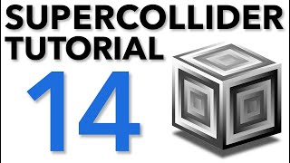 SuperCollider Tutorial: 14. GUI