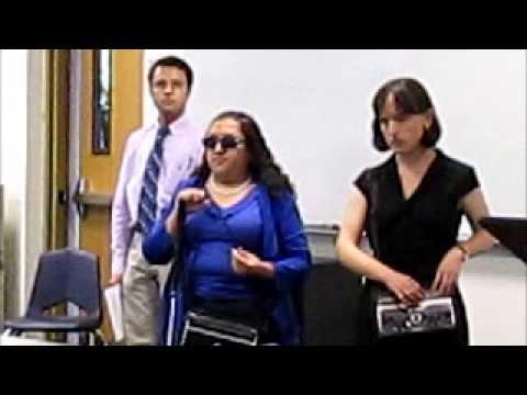 Junior Blind of America (JBA) STEP Workshop