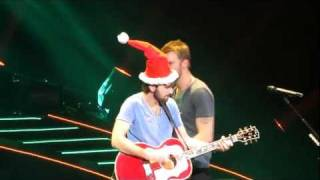 """Blue Christmas""  [cover] by Lady Antebellum"
