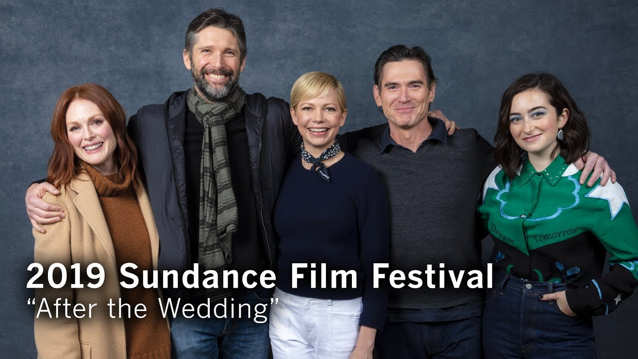 After The Wedding.Julianne Moore On Flipping Genders In After The Wedding