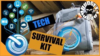 Tech Survival Kit 2018 -- an EDC (Everyday Carry) MUST HAVE!