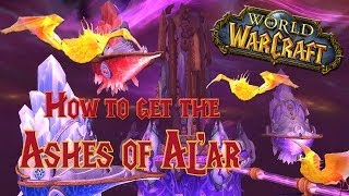 Wow - How to get the Ashes of Al