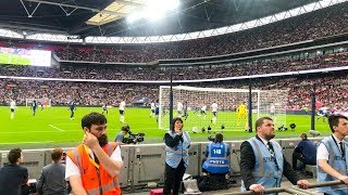 TOTTENHAM VS CHELSEA AT WEMBLEY! MATCHDAY VLOG #2
