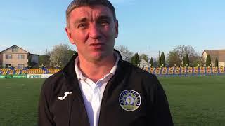 Руслан Костишин – про нічию з київським «Арсеналом»