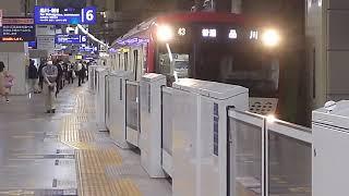 京急新1000形1619編成 43[1543] 普通 品川行 京急蒲田駅発車!