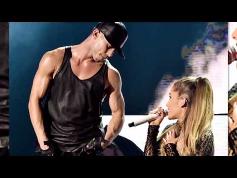 Ariana Grande Makes Out With Her Backup Dancer; enjooooooy :)))