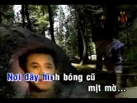 Mưa Chiều Kỷ Niệm - Thái Châu (karaoke).flv