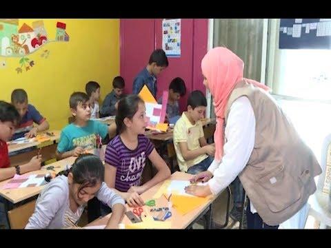 أخبار خاصة | فتاة #سورية مرشحة لجائزة دولية  - نشر قبل 2 ساعة