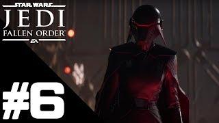 Star Wars Jedi: Fallen Order Walkthrough Gameplay Part 6 - PS4 1080p Full HD - No Commentary