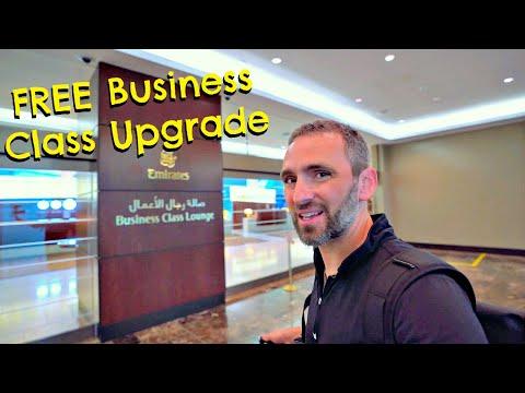 TRAVEL HACKING EMIRATES BUSINESS CLASS | Dubai To Hong Kong