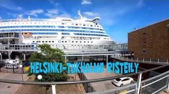 Helsinki-Tukholma- risteily