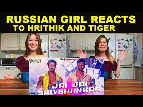 jai-jai-shivshankar-song-|-war-|-hrithik-roshan-|-tiger-shroff-|-reaction-from-russia