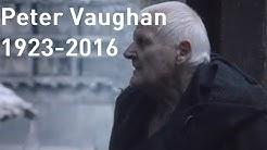 Game of Thrones Actor Peter Vaughan dies aged 93
