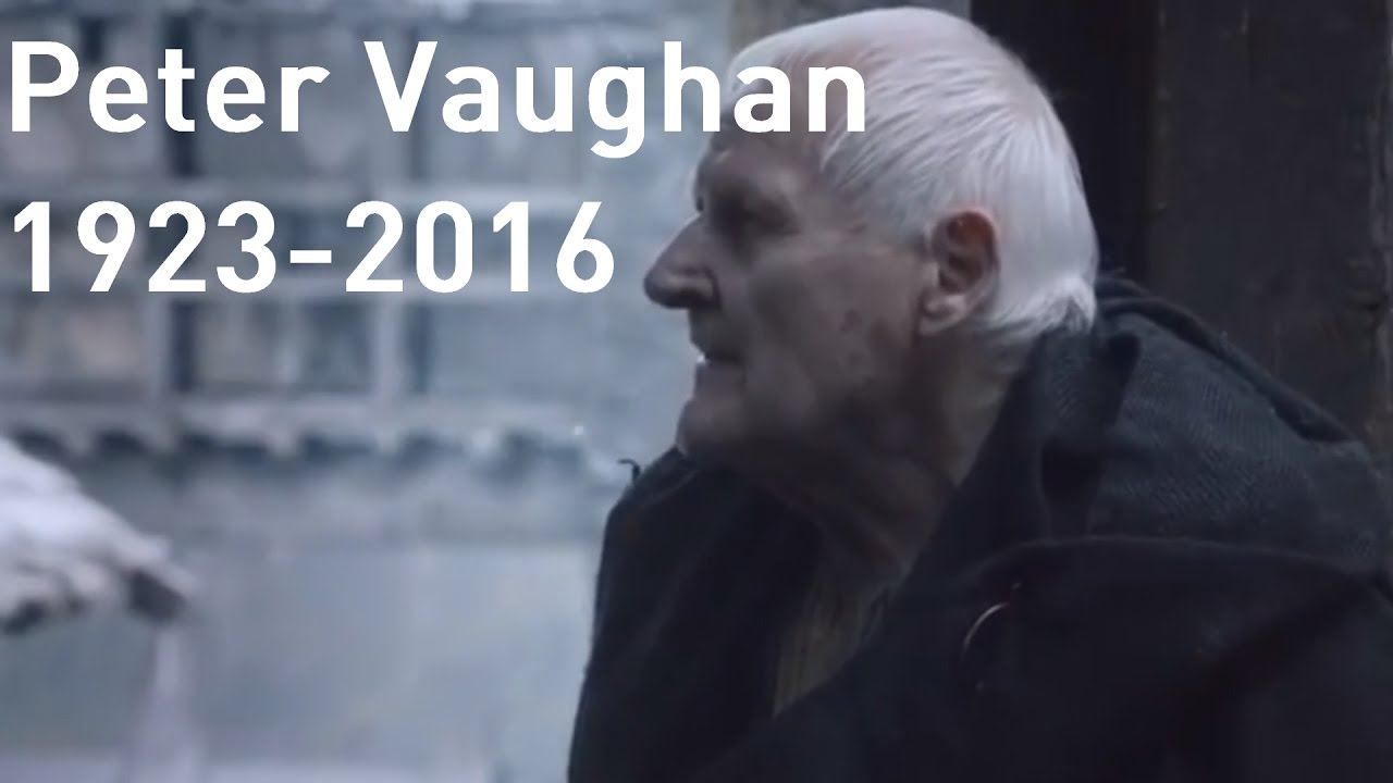 Game of Thrones Actor Peter Vaughan dies aged 93
