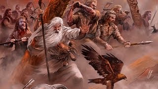 Красивые Славянские песни Воин